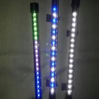 LAMPU LED CELUP UNTUK AQUARIUM 30 cm