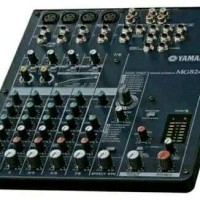 Mixer 8 Channel Yamaha MG82CX / MG 82 Cx+efek utk Audio, studio