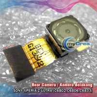 KAMERA BELAKANG REAR CAMERA SONY XPERIA Z ULTRA C6802,C6806,C6833 ORI
