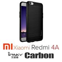 Xiaomi Redmi 4A Ipaky Carbon Case / Casing Handphone / Sarung Hp /