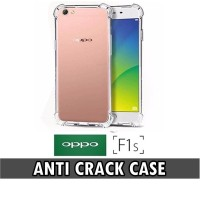 Oppo F1S Anti Crack Case / Anti Shock Casing Handphone Smartphone