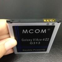 Baterai Samsung Galaxy Ace 4 /  V G313h / Z2 / Ace 3 5000Mah Mcom