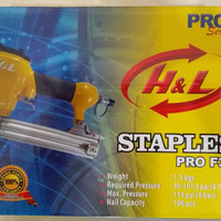 Pneumatic Nailer F30 H&L