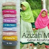 ORIGINAL Jilbab Anak Kerudung Anak Vania Azizah M Usia 4- 8 thn