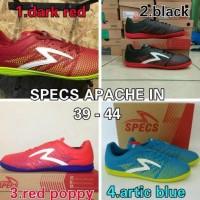 TERMURAH Sepatu Futsal SPECS APACHE IN Original 100% diskon