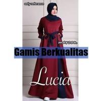 Jual Baju Gamis Baloteli Lucia - Gamis Syari - Gamis Busui - Gamis Pesta Murah