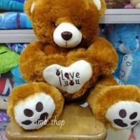... Boy Kemeja Rompi 50cm - BN50001. Rp 67.500. TangerangBananaMart. Tambah ke Wishlist. (Murah) Boneka Teddy Bear I Love You XL / Teddy Bear Kumbang sweet