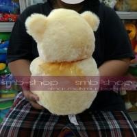 (Dijamin) Boneka Teddy bear pegang balon I Love You sweet