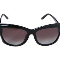 Kacamata Hitam Gaya ORIGINAL Tom Ford Black Lana Sunglasses Preloved