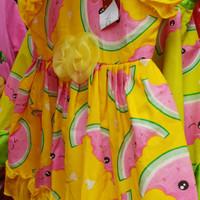 Promo Baju bayi perempuan 1 tahun - 3 tahun gaun