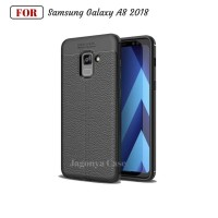 Case Leather Autofocus Samsung Galaxy A8 2018 Ultimate Experience