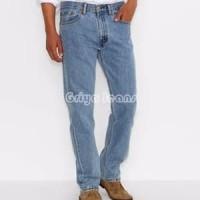 celana panjang jeans priastok terbatas Wrangler Bio Blitz