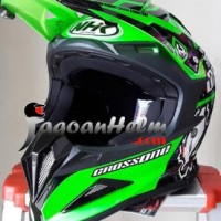 BEST SELLER! NHK HELM CROSS ONE ALTERFOX TRAIL ALTER FOX SUPERMOTO