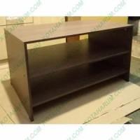 meja rak tv kayu simple minimalis murah prodesign hitam coklat bandung