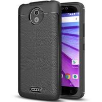 Armor Texture TPU Case Motorola Moto C