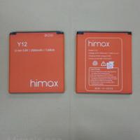 Baterai Himax M2 / Y12 / Ori / battrey/ batrai / batre hp