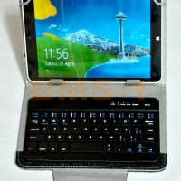 ADVAN W80 BLUETOOTH KEYBOARD LEATHER CASE UNIVERSAL