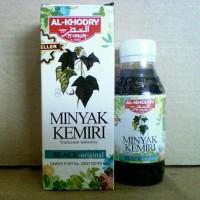Minyak Kemiri Premium Al Khodry Herbal Alami Bisa Untuk Rambut Rontok
