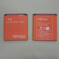 Baterai Himax M2 Y12 / Ori / battrey / batrai / batre hp