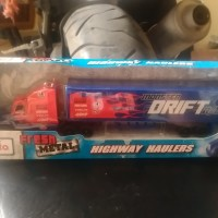 Jual diecast truck monster drift maisto highway haulers 1:87 Murah