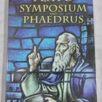 Buku Import Symposium and Phaedrus by Plato