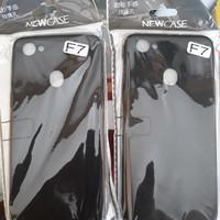 SLIM BLACK MATTE OPPO F7 NEW/SOFT CASE SILICON OPPO F7 NEW/SILICON HP