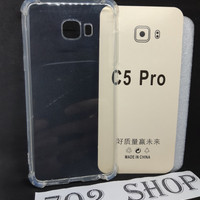 Case Anticrack Soft SAMSUNG GALAXY C5 PRO / Anti Crack Silikon