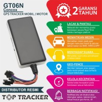 GPS Tracker GT06N Original Concox | RESMI