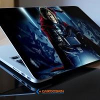 Garskin Notebook Lenovo 10 Inch Thor Custom (Luar Saja)