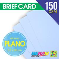 Kertas Brief Card / Karton BC / Kertas Gambar / Plotter Ukuran PLANO