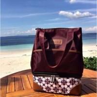 GABAG Cooler Bag AYUMI | Coolerbag Bahu | Tas ASIP Tote Bag