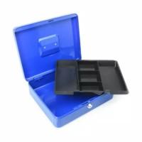 Cash box 12 inch krisbow / cashbox kotak uang penyimpanan uang brankas