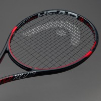 Raket Tenis Original Head GrapheneXT Prestige RevPro Black Red 230426