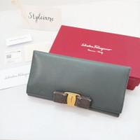 Salvatore Ferragamo Vara Wallet Authentic Original Dompet