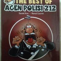 Komik The Best of Agen Polisi 212 Cerita Seram