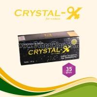 CRYSTAL X ASLI NASA di PEKANBARU | 085217200300