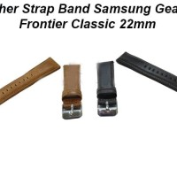 best seller Leather Strap Band Samsung Gear S3 Frontier Classic 22mm