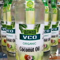EVCO   Extra Virgin Coconut Oil   Minyak Kelapa Murni   Aswan 500ml