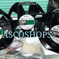 Kipas Fan panel ORIX AC 220V 15X17 CM ( 15 X 17 ) Oval Ball Bearing