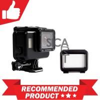 Touchscreen Waterproof Case 60m for GoPro Hero 5/6