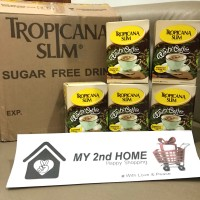 Tropicana Slim White Coffe / Tropicana Slim White Coffee