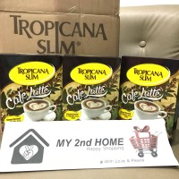 Tropicana Slim Cafe Latte / Coffee Latte