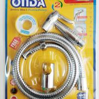 Jet washer chrome (ONDA)