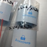 Stiker Touchpad Laptop Lenovo Thinkpad X220 X230