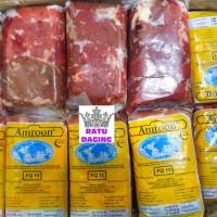 Daging kerbau tanpa tulang import @900gr - HARGA PARTAI MIN @6pc