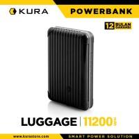 KURA Powerbank Luggage 11200 mAh