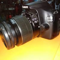 Kamera DSLR CANON EOS 1200D - Bekas seperti baru
