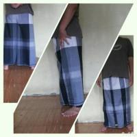 Best celana sarung wadimor hitam putih