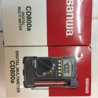 SANWA MULTIMETER DIGITAL CD800a