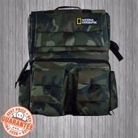 Tas Kamera Dslr National Geographic Model Backpack ransel Kode D Arm